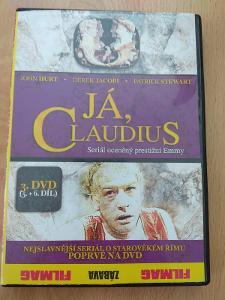 Já, Claudius 3 DVD (5. + 6. díl)