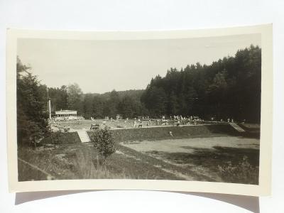 Rychnov nad Kněžnou - koupaliště 1942