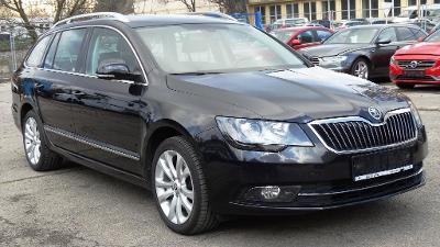 Škoda Superb 3T
