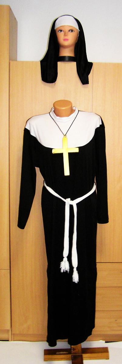 8465 JEPTIŠKA - karnevalový kostým pro dospělé vel.S - Dámské oblečení