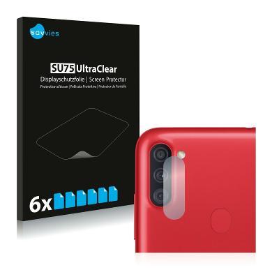6x Ochranná fólie - Samsung Galaxy A11 (Kamera)
