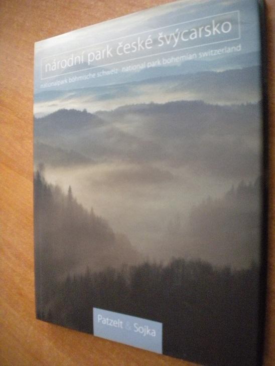 Patzelt - Nárotní park České Švýcarsko - Knihy