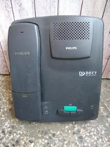 Bezdrátový telefón Philips
