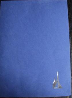 Papírové desky s logem Liberec