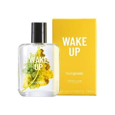 Toaletní voda Wake Up Feel Good Oriflame