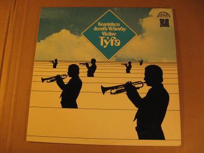 KONSTELACE JOSEFA VOBRUBY / VÁCLAV TÝFA 1974 LP stereo