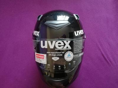 moto helma uvex UVISION