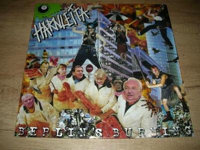 Harnleita – Berlins Burning (2002) NM ,PUNK