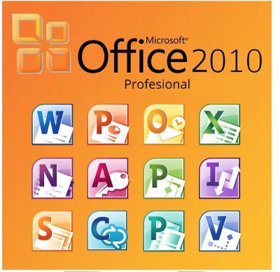 Microsoft Office 2010 Professional CZ 24H