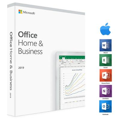 Microsoft Office 2019 Home & Business - MAC - CZ/SK