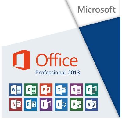 Microsoft Office 2013 Professional CZ 24H