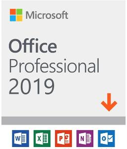 Microsoft Office 2019 Professional CZ 24H