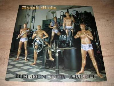Dimple Minds – Helden Der Arbeit (1991) EX