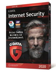 G DATA INTERNET SECURITY 2020 1 PC