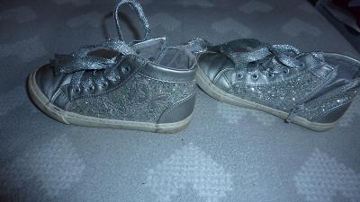 kotníčkové boty, vel.. 28