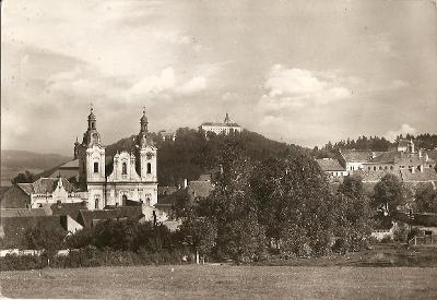 NEPOMUK - Zelená hora - Plzeň-jih