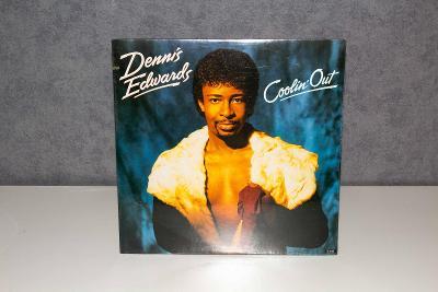 DENNIS EDWARDS - COOLIN´ OUT (zapečetěné LP)