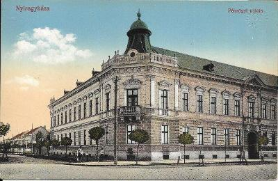 Nyíregyháza - Maďarsko