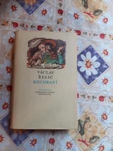 Rozhraní - Václav Řezáč