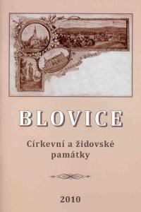 Blovice. Církevní a židovské památky