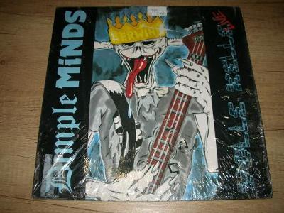 Dimple Minds – Volle Kelle Live (1990) EX
