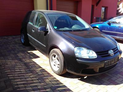 Volkswagen Golf V Hatchback 1.4 i 16 V 55 Kw, NOVA STK, DVE SADY KOL