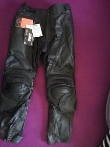 moto kalhoty GMS kožené n