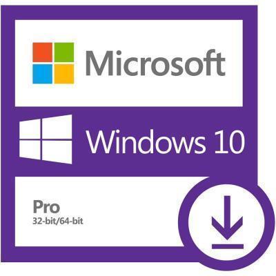 Windows 10 Pro Klíč Cz 32/64 Bit - Doklad  + Dodaní Do 2 Hodin