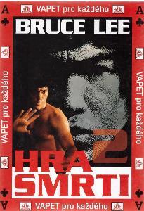 Hra smrti 2- Bruce Lee DVPO13)