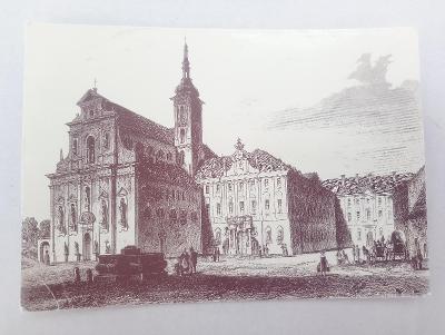 BRNO - kostel sv. Tomáše