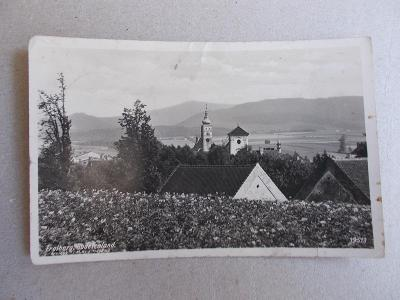 Nový Jičín Neu Titschein  Sudety Příbor Freiberg