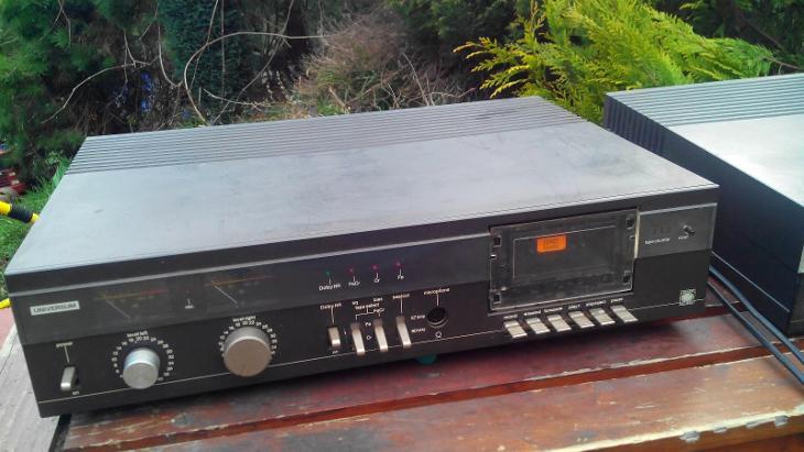 Kazetový magnetofon UNIVERSUM  CT 895, bez  DO - TV, audio, video