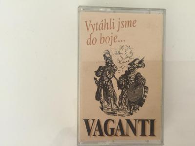MC VAGANTI - VYTÁHLI JSME DO BOJE