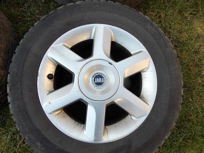 ALU FIAT ULYSSE 205/65 R15  5x98