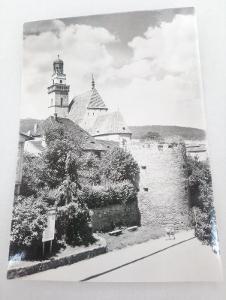 * PRACHATICE - kostel sv. Jakuba Většího