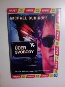 DVD, film Úder svobody