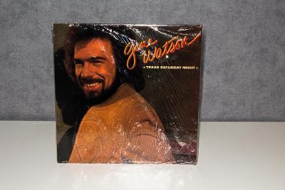 GENE WATSON - TEXAS SATURDAY NIGHT (LP)