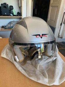 Moto helma Can vel.M57-58