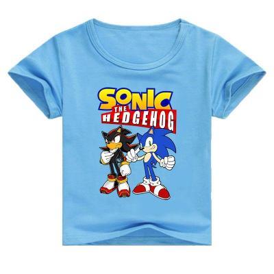 Sonic The Hedgehog - dětské tričko, různé velikosti