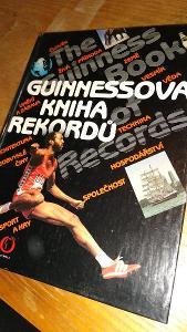 Guinnessova kniha rekordů 1986-87 (vyšlo 1990)