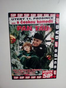 DVD, film Pan Tau