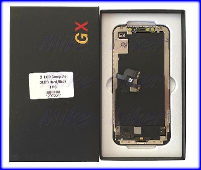 Velmi kvalitní a  OLED GX Hard Panel s dotykem na iPhone X + samolepka