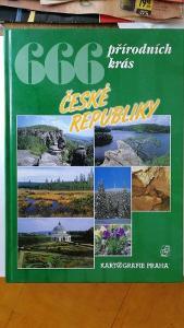 Kniha 666 přírodních krás České republiky