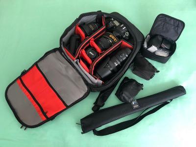 Nikon D7000 + velká řada příslušenství