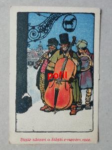 Stálé zdraví a štěstí v novém roce /292154/