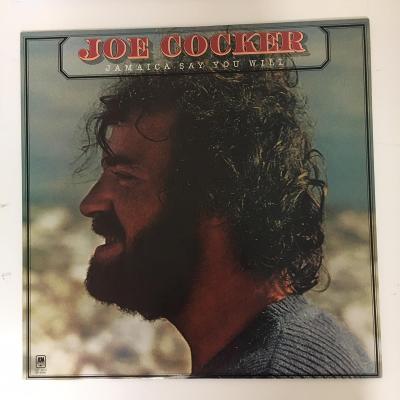 Joe Cocker LP vinyl - gramofonova deska - Made in Japan - PROMO! RARE!