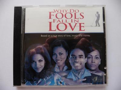 CD  Why Do Fools Fall In Love  - OD KORUNKY !!!