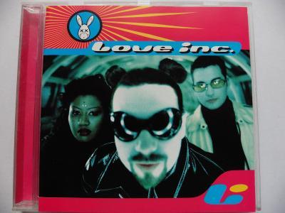 CD  Love inc.    - OD KORUNKY !!!