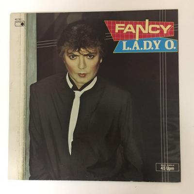 "Fancy 12"" maxi singl - TOP zvuk gramofonova deska"