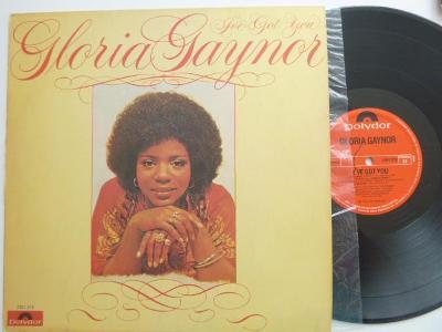 LP GLORIA GAYNOR - I´ve Got You / Let´s Make A Deal POLYDOR INDIA 1976